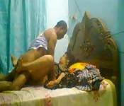 MILF indienne amatrice avec son homme