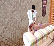 Le massage version 3D