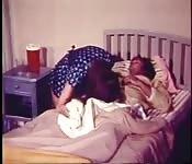 Sexe endormis vintage